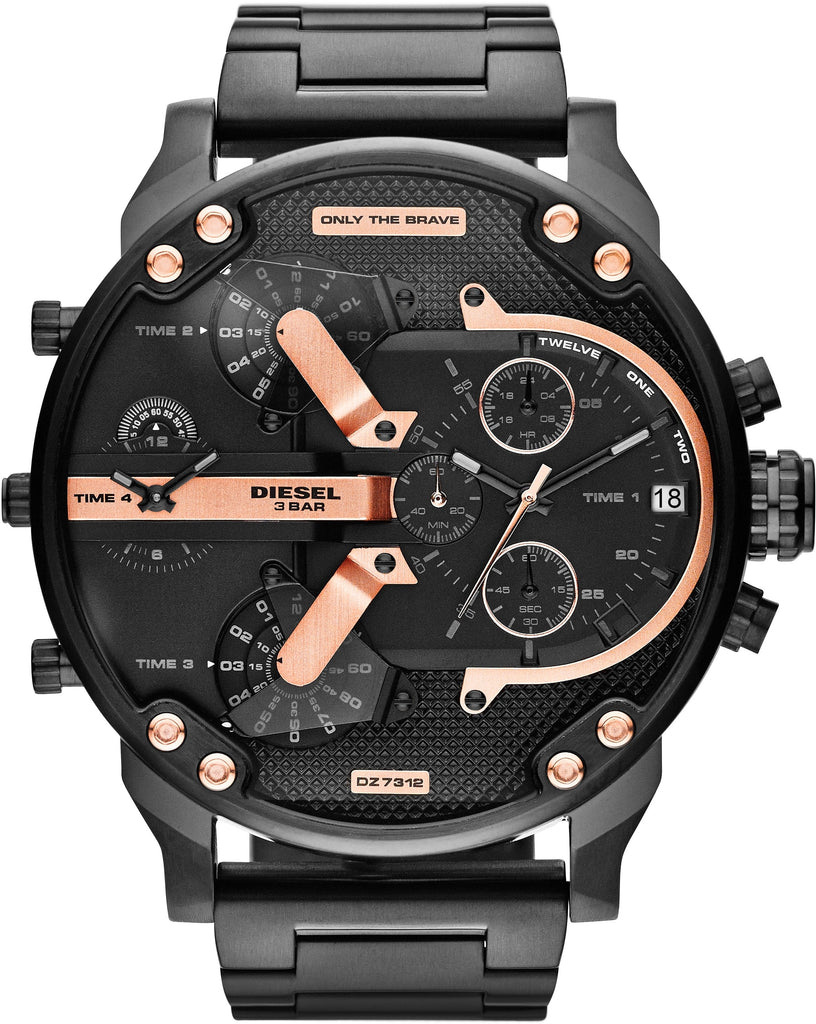 Mr Daddy 2.0 Chronograph Black All