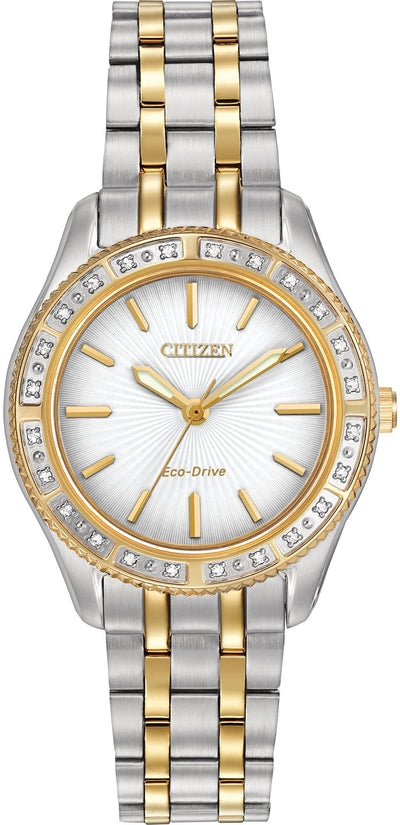 Diamond Two Tone 24 Diamonds