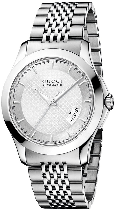 G-Timeless Automatic Silver Tone