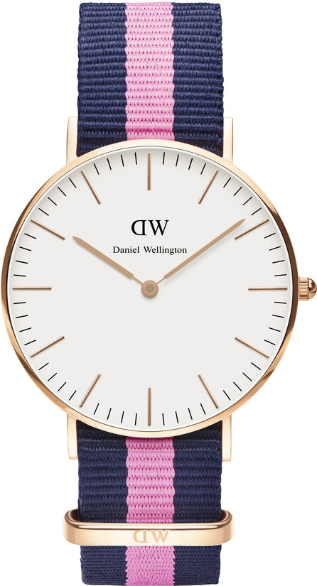 Classic Winchester Rose Gold 36mm