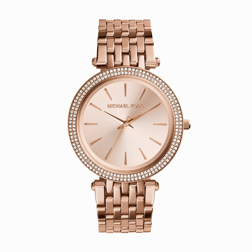Darci Rose Gold Tone