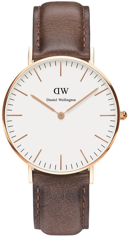 Classic Cardiff Rose Gold 36mm