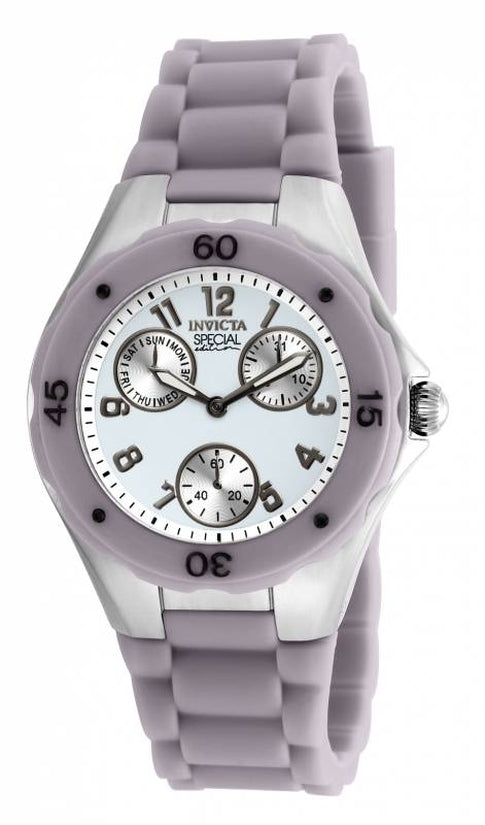 Angel Women's Silicon White Dial