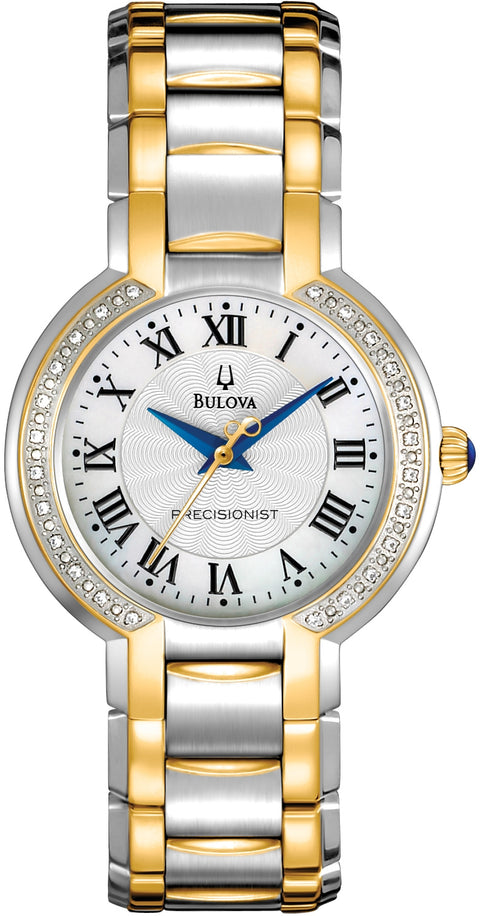 Precisionist Fairlawn Two Tone Diamonds