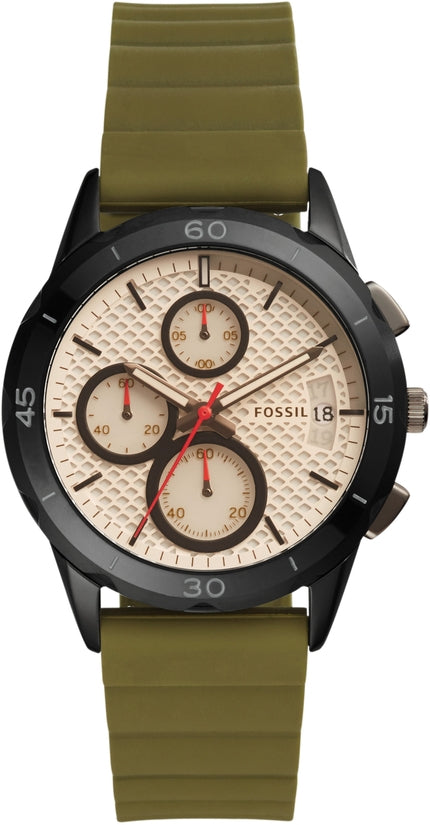 Modern Pursuit Chronograph Canteen Silicone