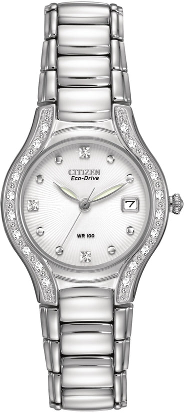 Euphoria Silver Tone 23 Diamonds
