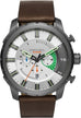 Stronghold Chronograph Brown Leather