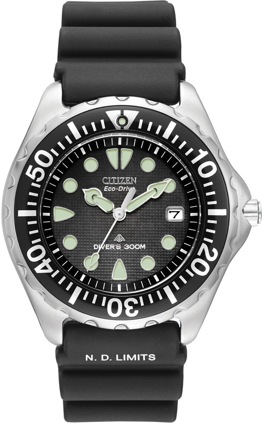 BN0000-04H Promaster Diver Black Dial Rubber Strap Men's Watch