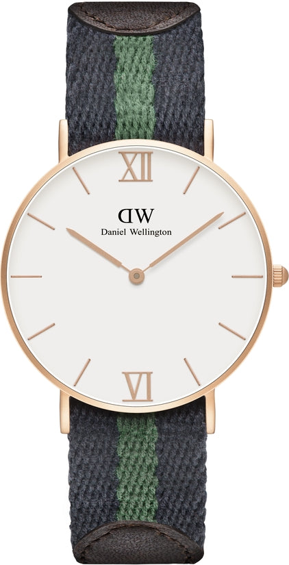 Grace Warwick Rose Gold 36mm