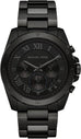 Brecken Chronograph Black IP