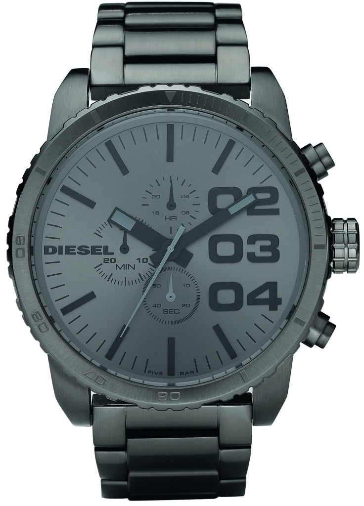 DZ4215 Grey Dial Stainless Steel Strap Men's Watch