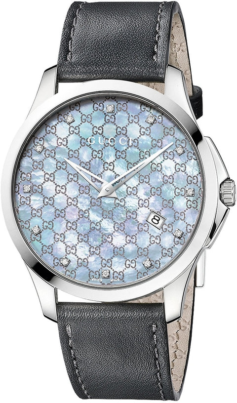 G-Timeless Diamonds Mother Of Pearl