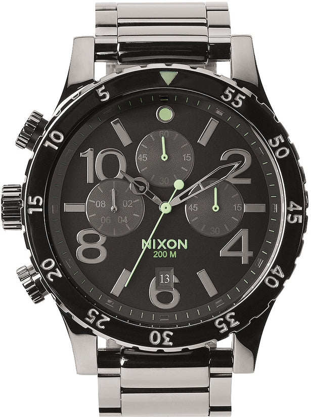 48-20 Chrono Polished Gunmetal / Lum