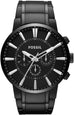 Chronograph Men's Black IP