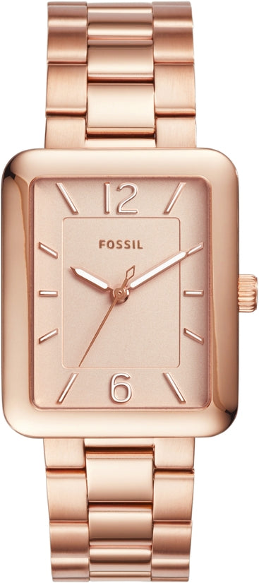 Atwater Rose Gold Tone Stainless Steel