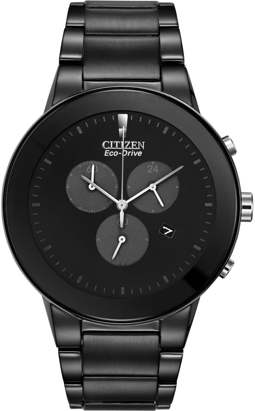 Axiom Chronograph All Black IP
