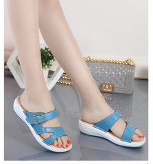 Low Heel Wedges