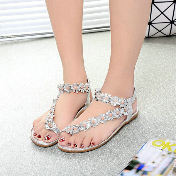 Bling Bowtie Fashion Sandals