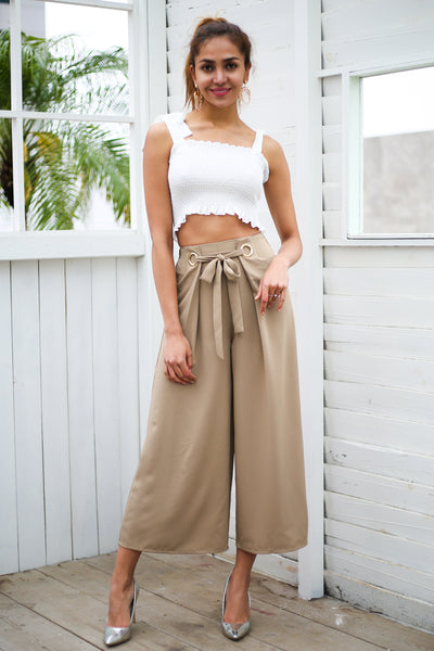 Chic Streetwear Casual Pants