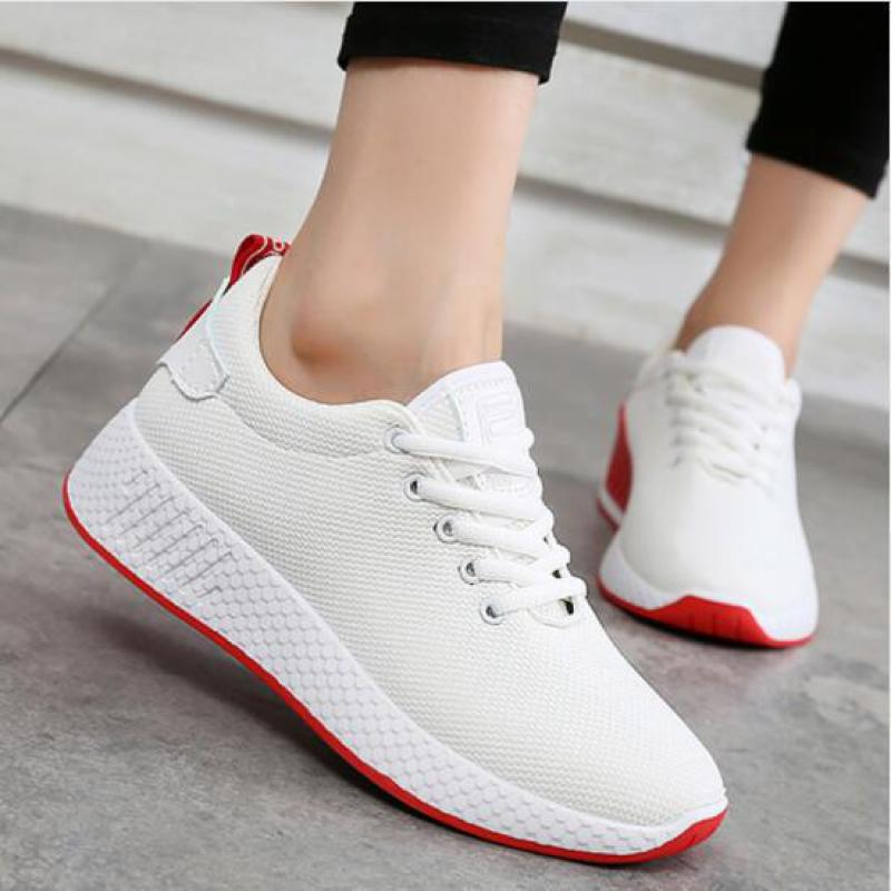 new arrival f1ea0 73227 White Platform Sneakers – Titlos