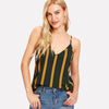 Multicolor Backless Camisole Top