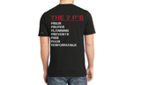 The 7 P's Short sleeve shirt