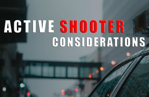 Active Shooter Considerations Course