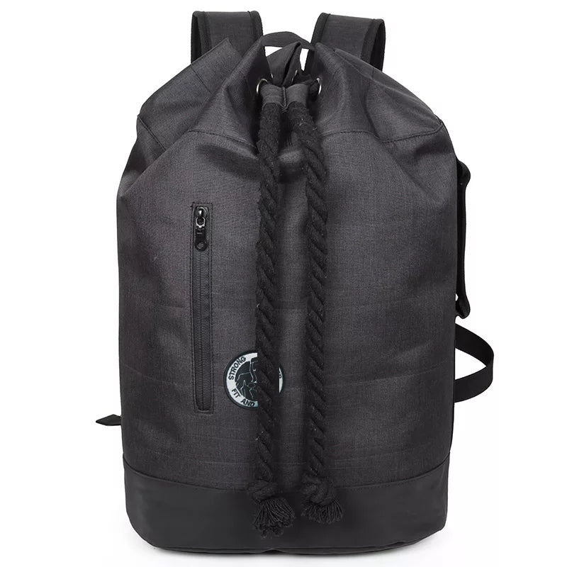 Musculo Sack Bag // FW 2019 - Dark gray