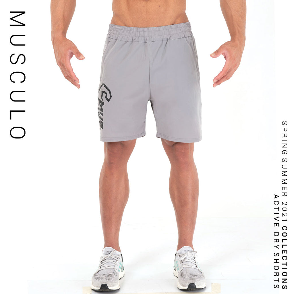 Musculo Active Dry Shorts // SS2020 - Gray