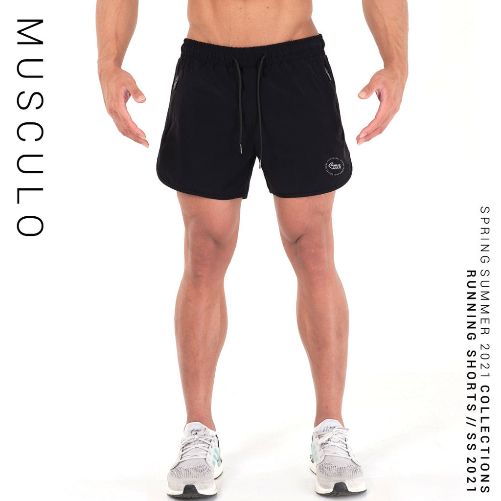 Musculo Basic running shorts // SS2021