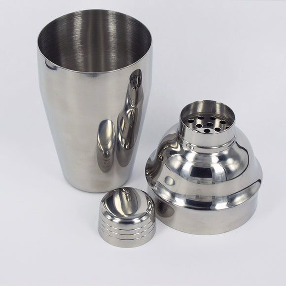 Stainless Cocktail Shaker 550 cc.