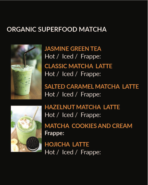 Organic Superfood Matcha