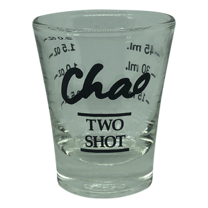 Two Shot Glass