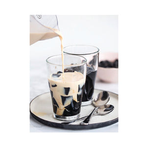 FRESH MILK GRASS JELLY