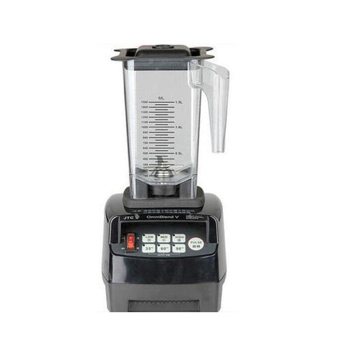 JTC OmniBlend V TM800 (Black) 1.5 or 2 Liters Capacity