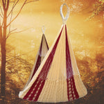 SUNSET & CREAM BY HAMMOCK ART - HANDMADE LUXURY HAMMOCK FROM THAILAND