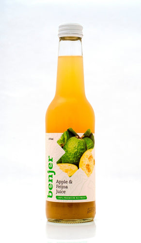 Benjer juice - apple & feijoa