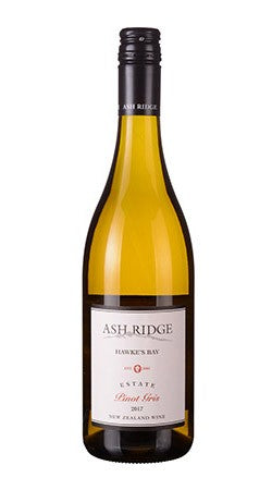 Ash Ridge - 2018 Estate Pinot Gris 750ml