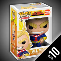 Funko Pop! My Hero Academia: All Might #248
