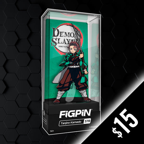 FiGPiN - Demon Slayer: Tanjiro Kamado #378