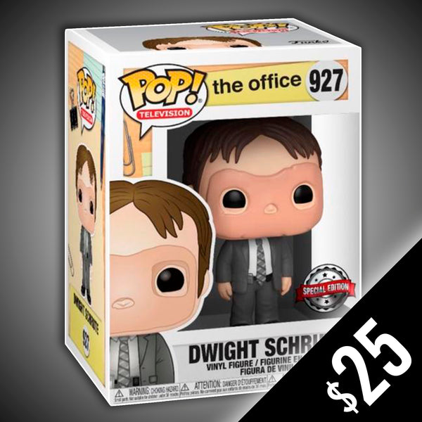 Funko Pop! TV: The Office: Dwight Schrute (With Mask) #927