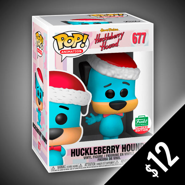 Funko Pop! Animation: Holiday Huckleberry Hound #677