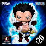 Pre-Order: Funko Pop! Chalice Collectibles Exclusive: One Piece - Luffy (Gear 4th)