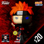 Pre-Order: Funko Pop! Chalice Collectibles Exclusive: Naruto - Pain (GITD)