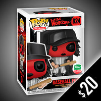 Funko Pop!: The Warriors - Baseball Fury (Red) #824