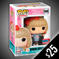 Funko Pop! How I Met Your Mother: Robin Sprinkles (Shared Sticker) #1040