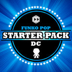 Funko Pop Starter Pack- DC