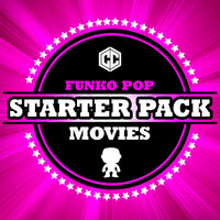 Funko Pop Starter Pack- MOVIES