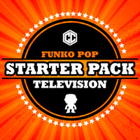 Funko Pop Starter Pack- TELEVISION