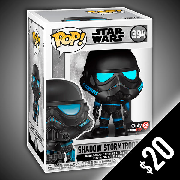 Funko Pop! Star Wars: Shadow Stormtrooper #394